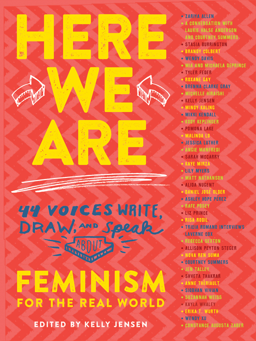 Cover of Here We Are